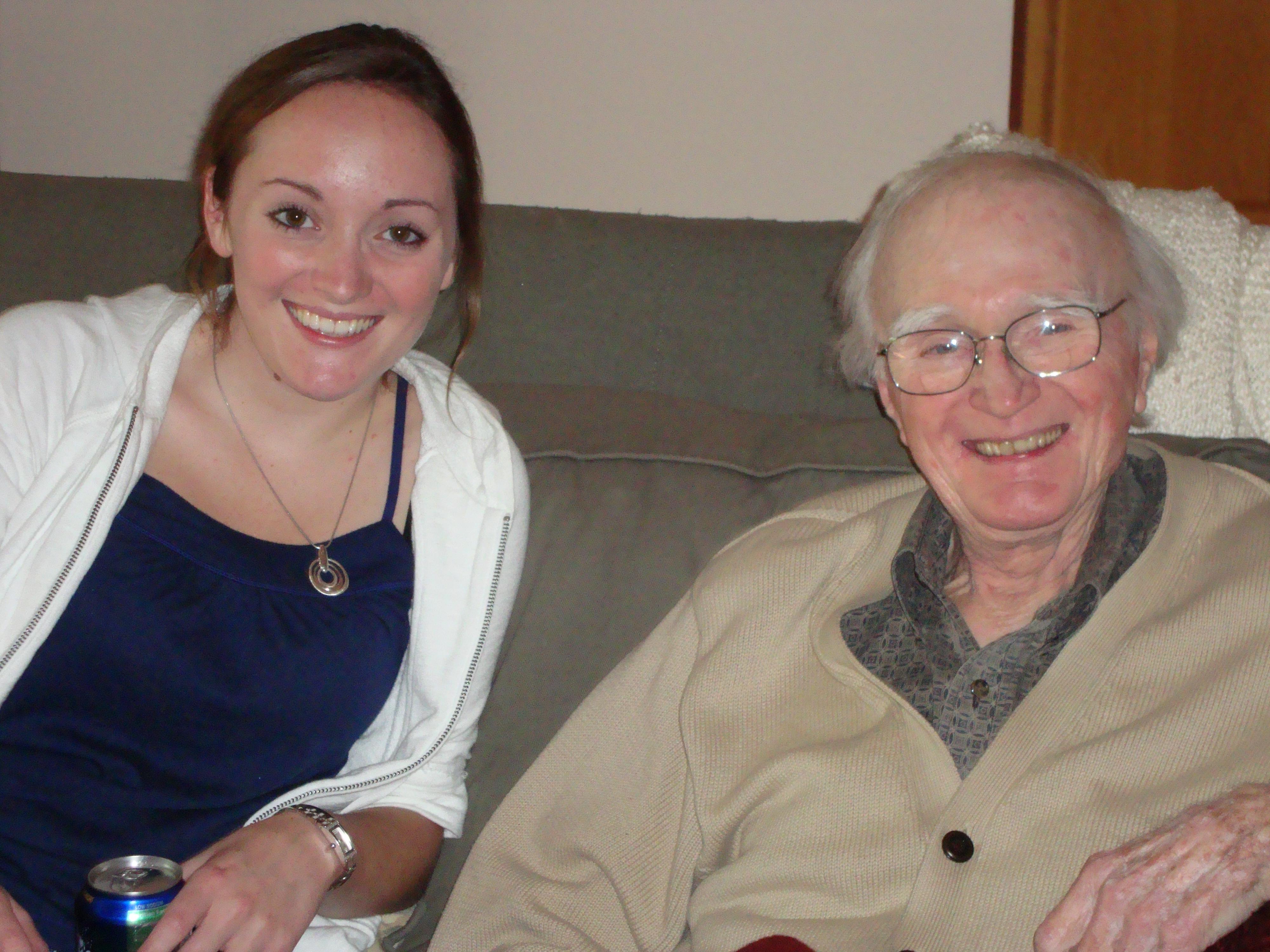 Em & Grandpa
